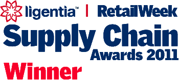 Retail Week Supply Chain Awards Winner